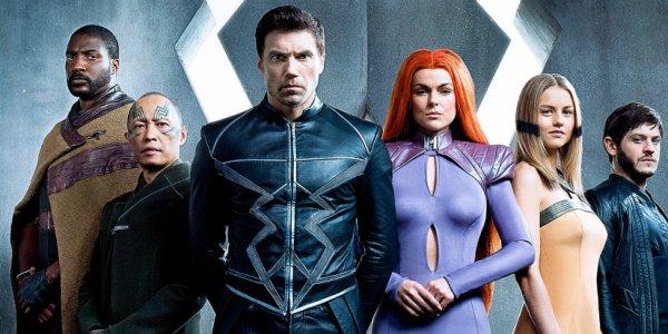 SPOILER Inhumans 1x04:  fiches episodes