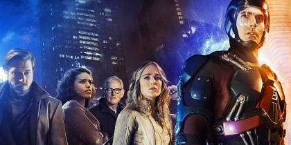 SPOILER Legends of Tomorrow 1x02:  fiches episodes
