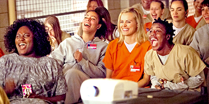 SPOILER Orange Is the New Black 5x13:  fiches episodes
