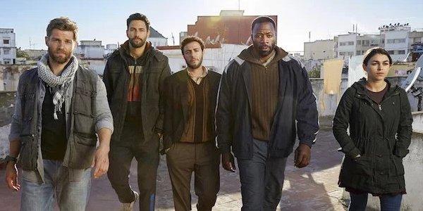 SPOILER The Brave 1x04:  fiches episodes