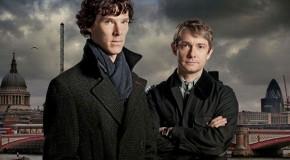 Mercredi 1er janvier, ce soir : Sherlock et Burning Love !