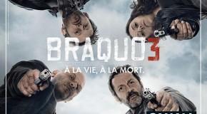Braquo saison 3 Canal+ : A la vie, à la mort. Vidéo de l'épisode 3.01
