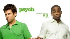 Psych se terminera définitivement en mars après 8 saisons