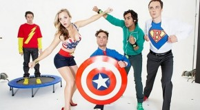 3 saisons de plus pour The Big Bang Theory