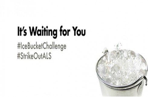 ALS Ice Bucket Challenge en série !