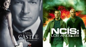 Lundi 29/09, ce soir : Castle et NCIS : LA