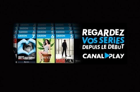Le point sur les offres VOD, 1ère partie : CanalPlay