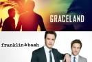Une saison 3 pour Graceland, annulation de Franklin & Bash