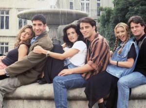 Friends : le script du pilote en ligne