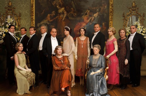 Downton Abbey accueille George Clooney