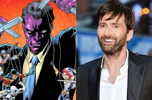David Tennant rejoint le casting de Jessica Jones (Marvel)