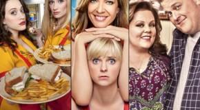 CBS ne lâche plus Mike & Molly, Mom et 2 Broke Girls