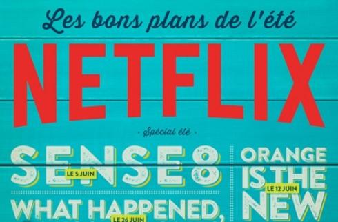 Netflix : dates pour Orange is the new black, Sense8, Wet Hot American Summer