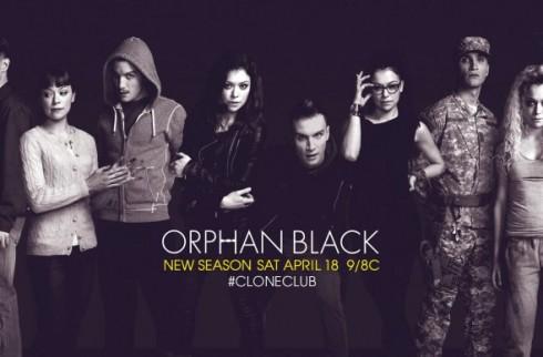 Samedi 18/04, ce soir : saison 3 d'Orphan Black