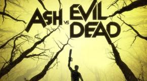 Première bande-annonce pour Ash vs Evil Dead