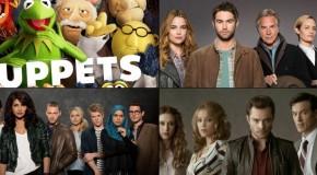 Dates de rentrée des séries ABC