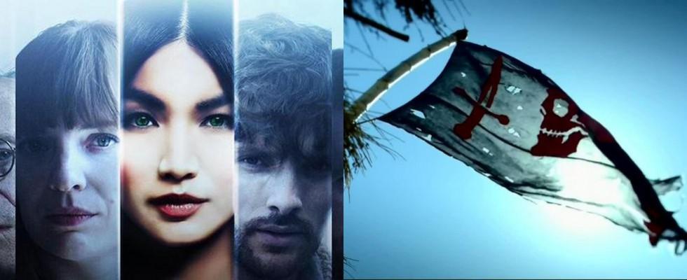 Une saison 4 pour Black Sails et une saison 2 pour Humans amc