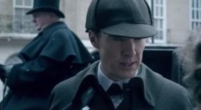 Sherlock : extrait de l'épisode spécial et message des acteurs pour la Comic Con
