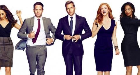Une saison 6 pour Suits usa network