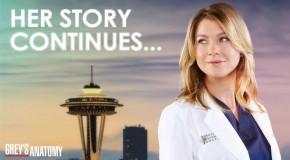 Premier trailer pour la saison 12 de Grey's Anatomy