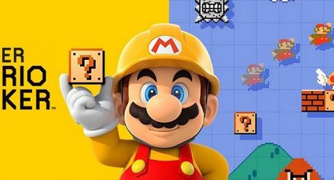 Test : Super Mario Maker sur WiiU prive