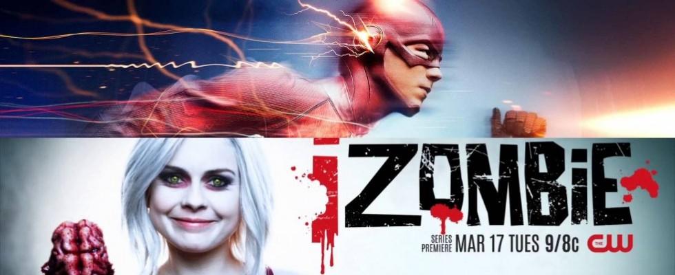 Mardi 06/10, ce soir : The Flash et iZombie autres