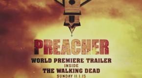 Date et bande-annonce pour le Preacher de AMC !