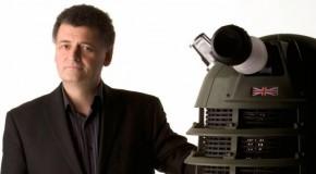 Steven Moffat quitte Doctor Who