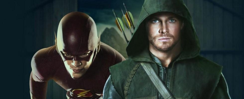 Bande-annonces Flash saison 3, Arrow saison 5 et Legends saison 2 arrow