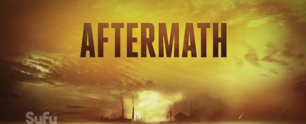 Mardi 27/9, ce soir : Aftermath sur SyFy sci-fi