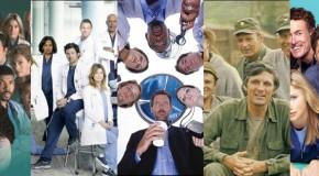 Chouette réunion de docteurs de plusieurs séries pour une publicité