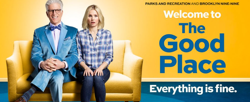 Lundi 19/9, ce soir : Gotham, TBBT, Lucifer, Kristen Bell dans The Good Place