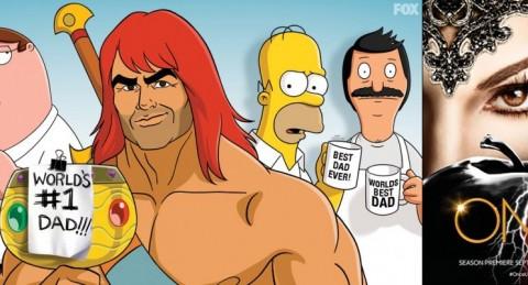 Dimanche 25/9, ce soir : OUAT, Simpsons, Family Guy, Secret & Lies, Quantico, Last Man fox