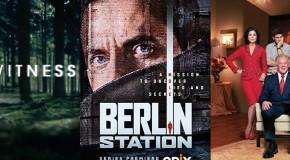 Dimanche 16/10, ce soir : Eyewitness, Graves et Berlin Station