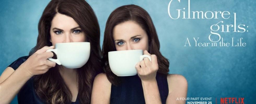 1er trailer de Gilmore Girls : A Year in The Life netflix