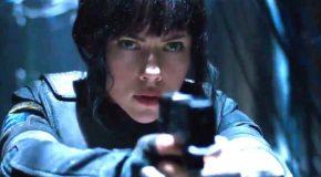 Bande-annonce de Ghost in the Shell avec Scarlett Johansson