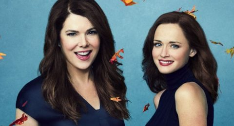 Vendredi 25/11, aujourd'hui : Gilmore Girls : A Year In The Life ! netflix