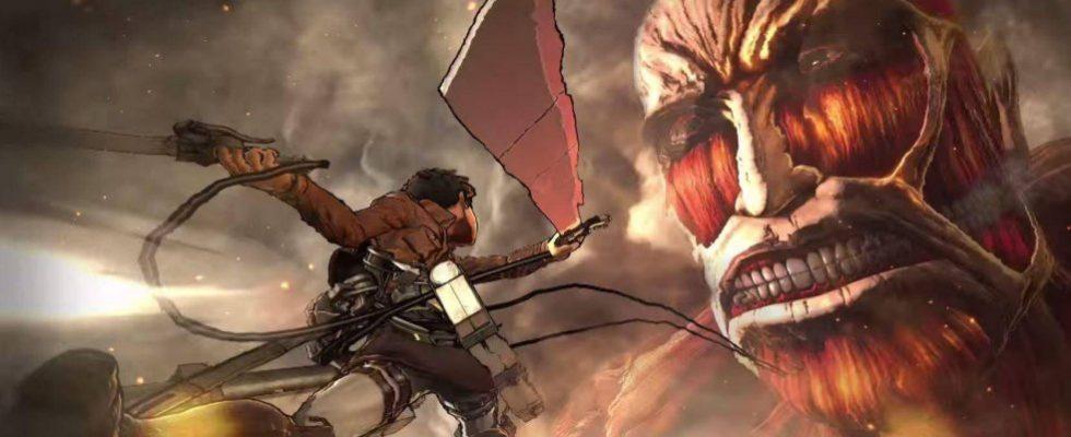 L'Attaque des Titans : Bande-annonce de la saison 2 autres