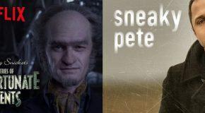 Vendredi 13/1, ce soir : A Series of Unfortunate Events et Sneaky Pete