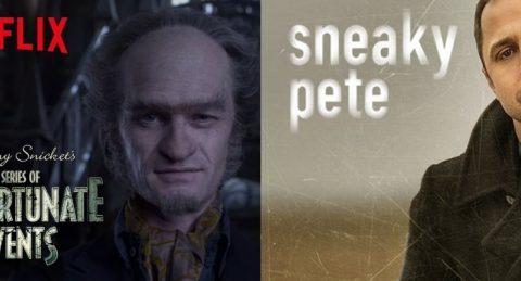 Vendredi 13/1, ce soir : A Series of Unfortunate Events et Sneaky Pete netflix