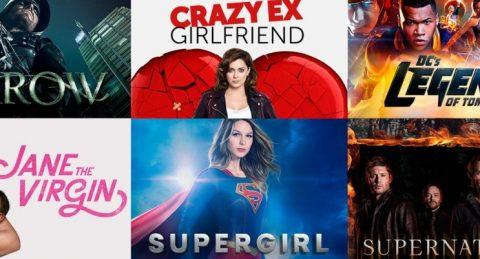 The CW renouvelle... tout ou presque autres