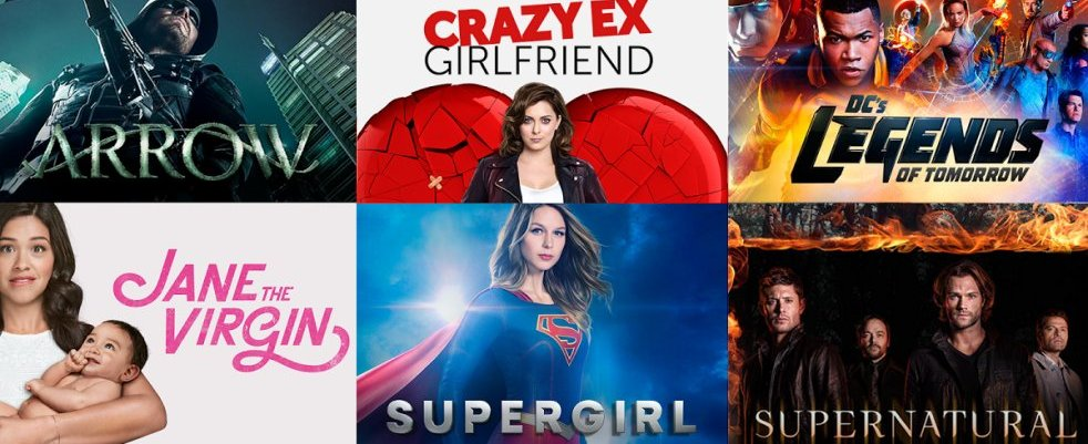 The CW renouvelle… tout ou presque