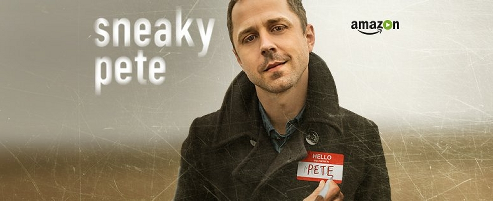 Une saison 2 pour Sneaky Pete sur Amazon