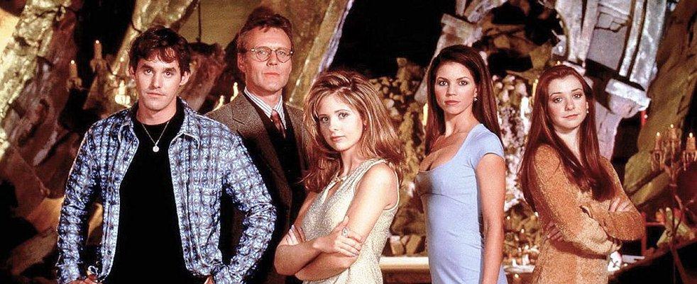 Buffy contre les vampires - SERIE 0297 | Vidéothéque THE