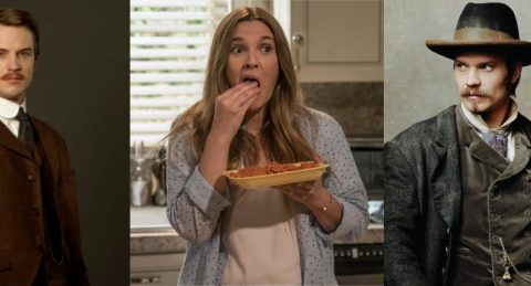 Podcast 5 : Time After Time, Santa Clarita Diet, focus sur Deadwood/Justified, ... prive