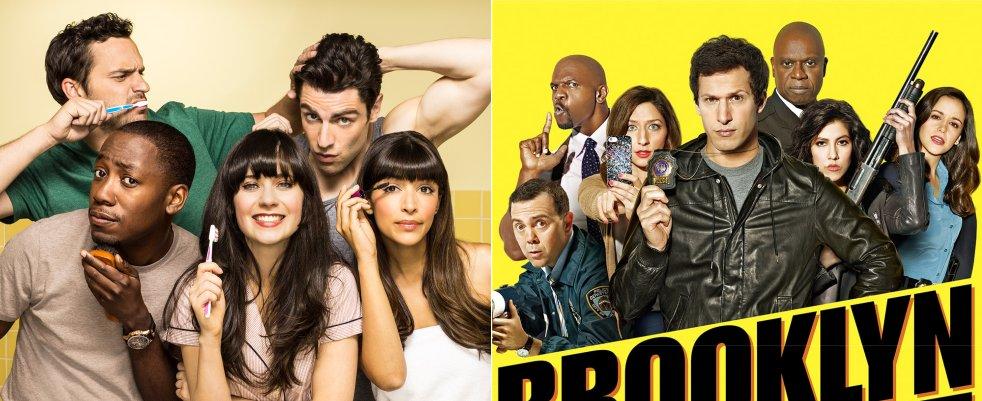 Une saison 5 pour Brooklyn Nine-Nine et une dernière pour New Girl
