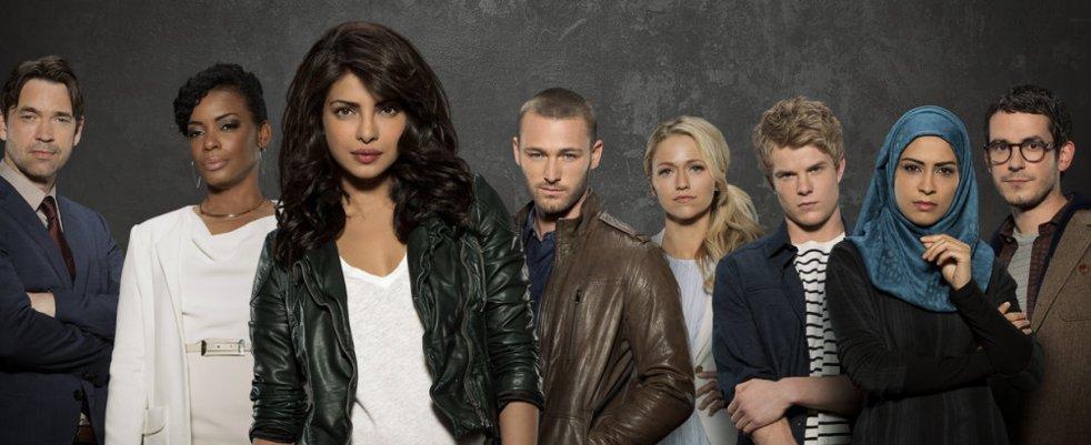 Saison 3 pour Quantico mais avec un nouveau showrunner