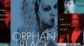 Samedi 10/6, ce soir : 5ème et dernière saison d'Orphan Black