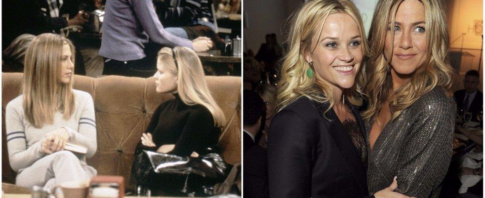 Reese Witherspoon et Jennifer Aniston bossent sur une nouvelle série, 2 saisons sur Apple