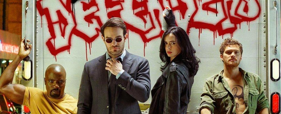 Nouveau trailer pour The Defenders sur Netflix autres